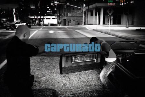 GTA SA to GTA V (Detonado - Capturado)