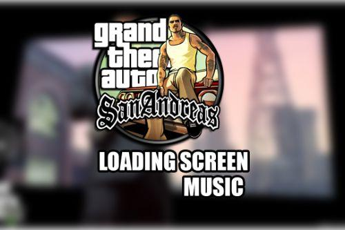 GTA SA Theme Song Loading Screen Music