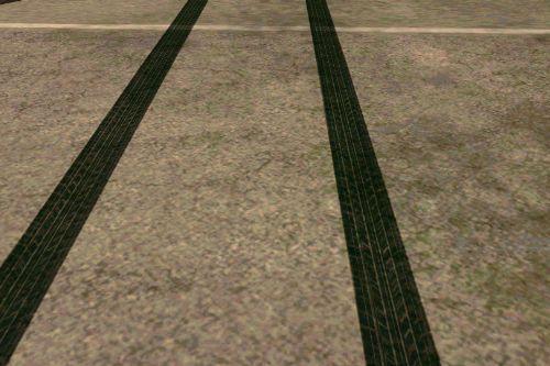 GTA SA Tire Skid Sound Mod
