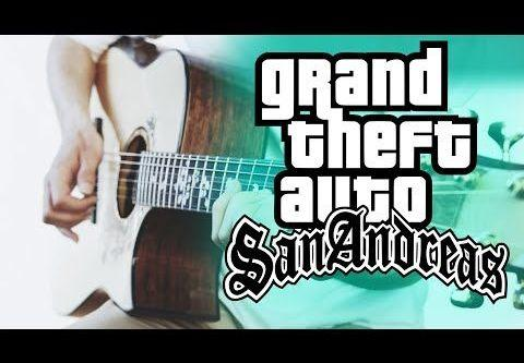 GTA San Adreas Guitar theme sound