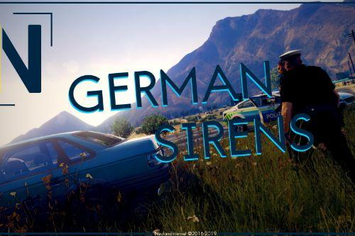 GTA V German Sirens