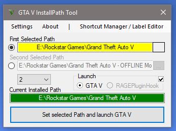 GTA V InstallPath Tool