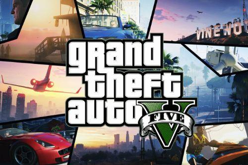 GTA V New Loading Screens And New Loading Startups