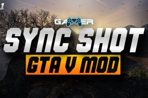 GTA V Sync Shot