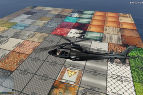 GTA V test map