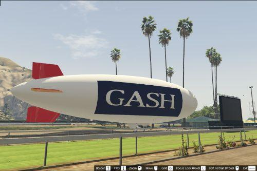 GTA: Vice City - GASH Blimp