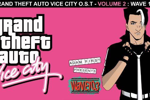 GTA Vice City Wave103 Radio Station (Replaces Vinewood Boulevard Radio)