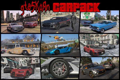 0ba87b gta5korn car pack 1.3a