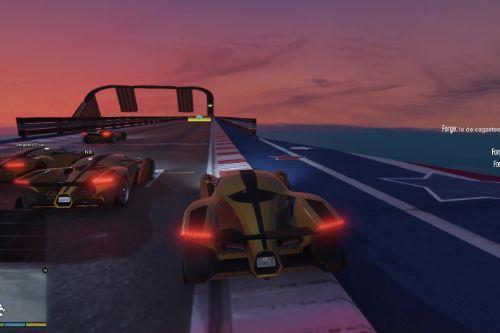 GTACoop Race Gamemode