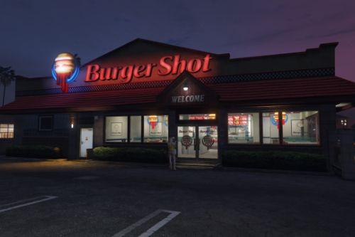 [MLO]  GTA IV Burgershot Interior [Add-On SP / FiveM]