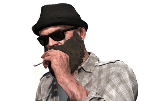 GTAO Trilby Hat for Trevor