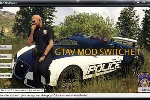 GTA V Mod Switcher