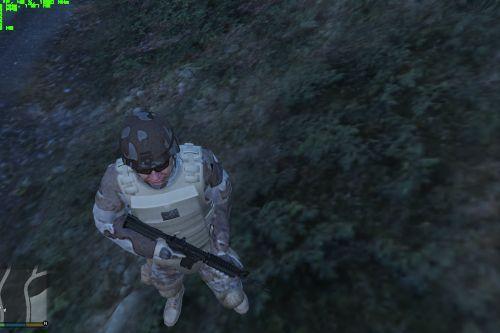 Los Santos Army Retexture