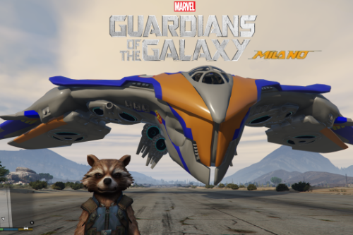 Guardians of the Galaxy Milano [Add-On]