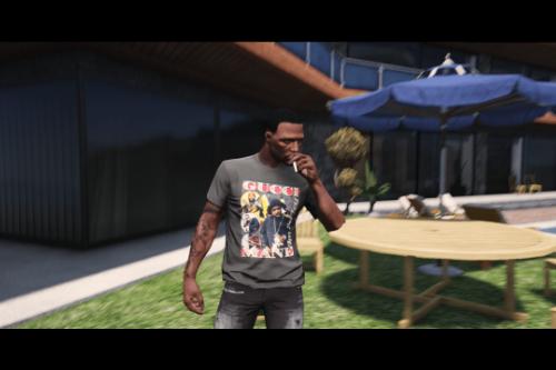 Gucci Mane Merch for MP Male