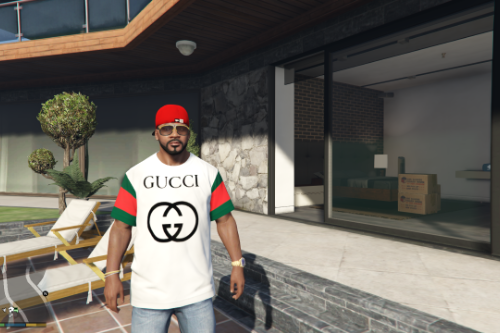 Gucci Shirt (Franklin)