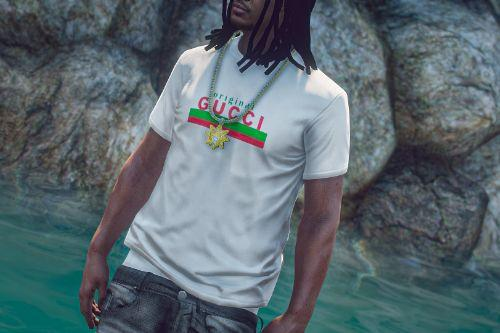Gucci shirts for mp male(fivem ready)
