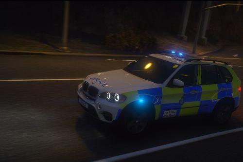 Guernsey Police BMW X5 E70