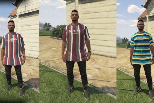 GUESS Shirt Pack (3 shirts)