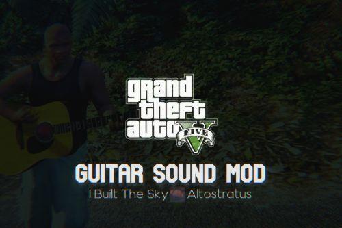 Guitar Sound  Mod (I Built The Sky - Altostratus)