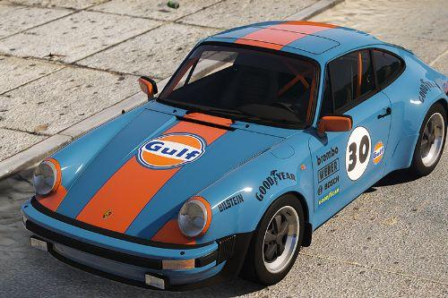 Gulf Livery for Porsche 911 (930)
