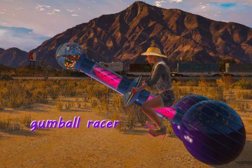 Gumball Racer [Menyoo]