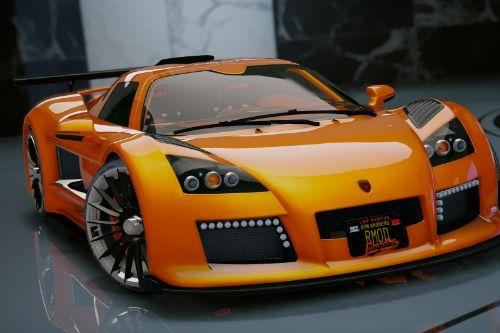 Gumpert Apollo S [Add-On]