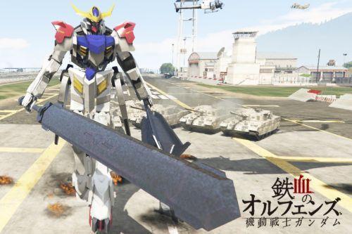 Gundam Barbatos Lupus (Iron-Blooded Orphans)