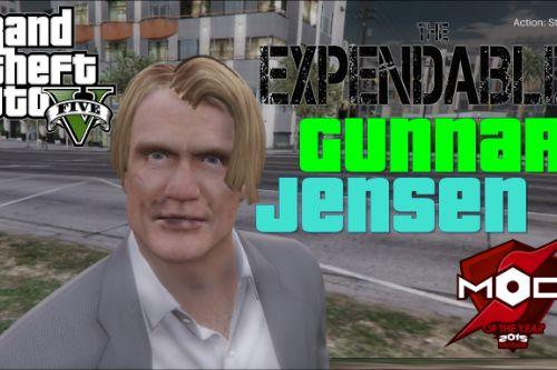 Gunnar Jensen (The Expendables)