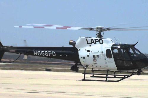 Ha-1 Esquilo EB - LSPD/LAPD skin