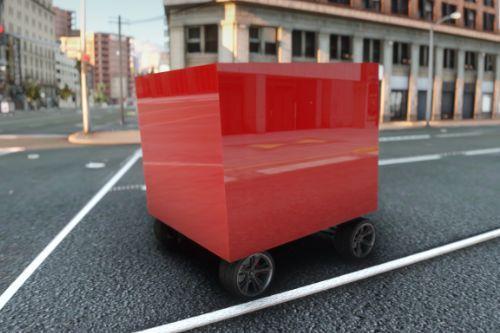 Cube Car [Add-On]