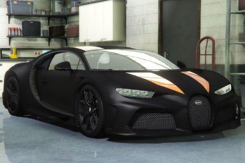 Handling for 2021 Bugatti Chiron Super Sport 300 plus Add-On by 00AbOlFaZl00