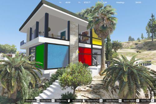 Billionaire Lifestyle - Private Airstrip & Luxury Mansion Villa Complex