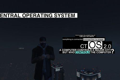 ctOS V (Watch Dogs Hack Mod)
