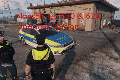 Hänsch Typ 620 and 624 Updated Version