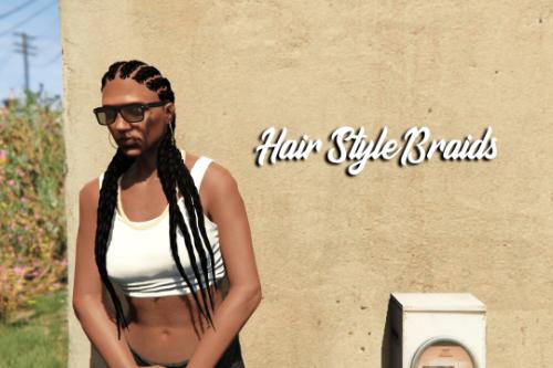 Hair Style Female Braids
