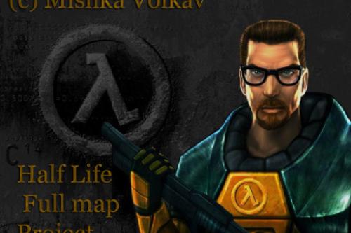 Half Life 1 (Full Map Project)