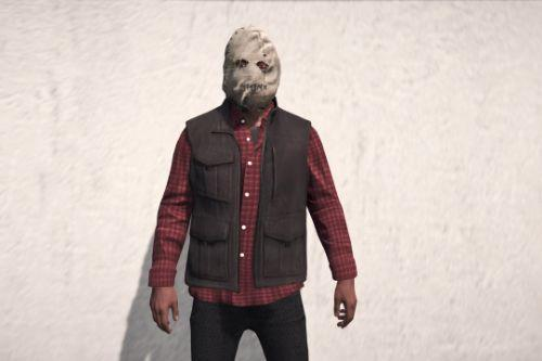 Halloween Mask (Franklin)