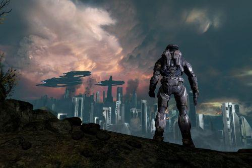 Halo Reach | Custom Loading Images |