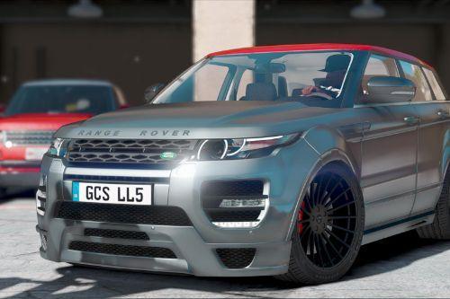 HAMANN Land Rover Range Rover Evoque [Add-On]