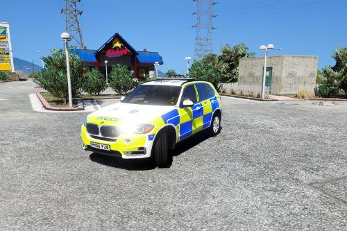 Hampshire Constabulary 2016/17 JOU BMW X5