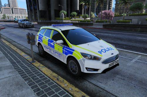 Hampshire Constabulary 2018 Ford Focus Estate