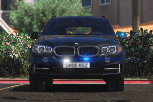 Hampshire Police - Unmarked Armed Response Vehicle - BMW X5 F15 [ELS]