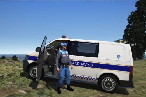 handhaving uniform