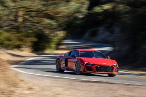 Handling and Sounds for [DTD]RsMods's Audi R8 2020 [Add-On / FiveM]