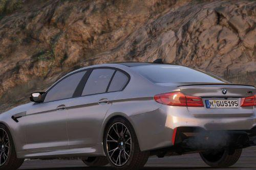 Handling for 2019 BMW M5 F90 Competition by bao481
