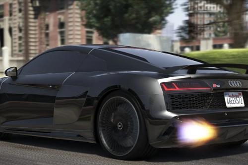 Handling for Audi R8 2020