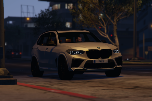 Handling for BMW X5M by GOSHAKGAMING