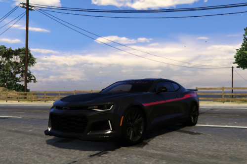 HANDLING for Chevrolet Camaro ZL1 Exorcist