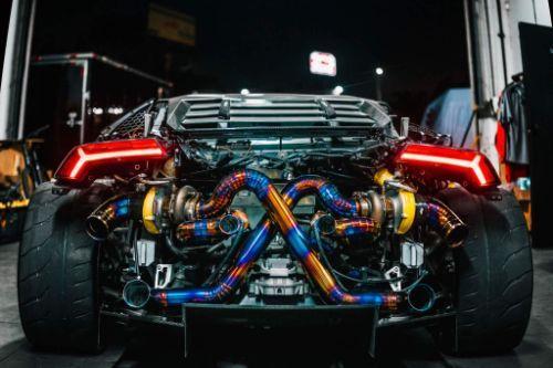 Handling for Daily Driven Exotics Lamborghini Huracan